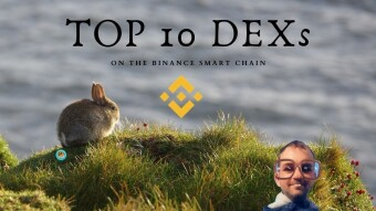 Top 10 DEXs on Binance Smart Chain by Total Value Locked 🐰
