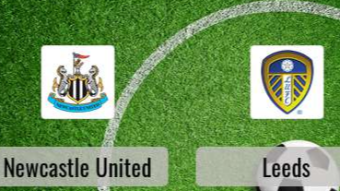 Newcastle United vs Leeds 26 01 2021
