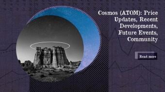 Cosmos (ATOM): Price Updates, Recent Developments, Future Events, Community