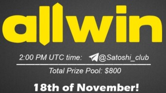 Allwin DeFi project x Satoshi Club AMA Recap from the 16 of November