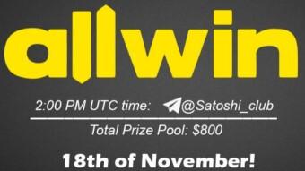 Allwin DeFi project x Satoshi Club AMA Recap from the 16 ofNovember