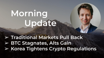 Morning Update—September 20th—Macro and Crypto Markets