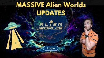 Alien Worlds Launching On Binance + New Planet Discovered