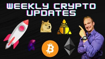 Weekly Crypto Update - Elon Pumps Crypto, Tron Overtakes Matic, Blockchain Gaming News
