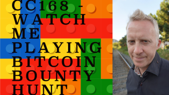 CC168 - Watch Me Playing Bitcoin Bounty Hunt
