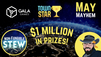 Town Star May Mayhem - $1 Million in Prizes, Free to Enter!