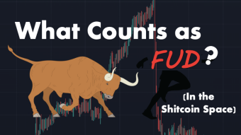 What Counts as FUD? (In the Shitcoin Space)