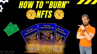 How To Burn, Back, and Trade NFTs on WAX