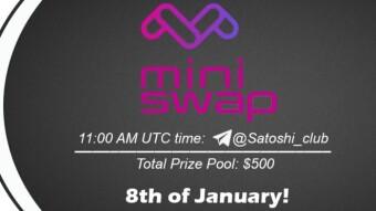 MiniSwap x Satoshi CLUB AMA Session 08 Jan 2020