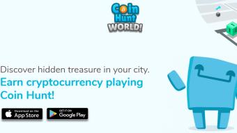 Coin Hunt World - Pokémon Go meets Crypto!