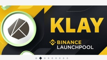 Binance Launchpool - Klaytn (KLAY) added as the 21st project
