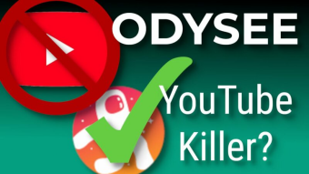 What alternatives to Youtube? Odysee among other DVP