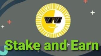 Staking Tron (TRX) on Sun.io for multiple rewards