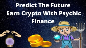 Psychic Finance - NFTs, Yield Farming, and Decentralized Predictions Oracle ?!?!