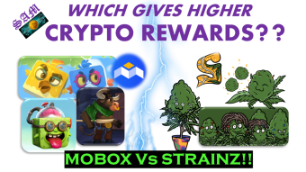 MOBOX Vs STRAINZ: Which Gives Better Crypto Rewards?