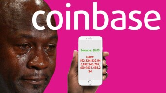 If You Are a Coinbase Customer, You May Want to Check Your Balances
