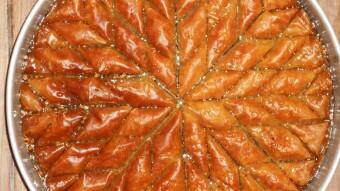 Foodbook #720 baklava homemade