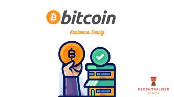 Bitcoin Blockchain & Cryptocurrency Explained