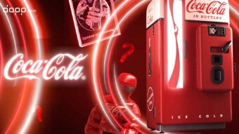 ⛽️ Coca-Cola's 1st NFT Auction Boosts OpenSea Users & Volume to ATH🚀