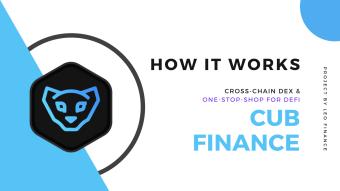How Does Cub Finance ($CUB) Work?