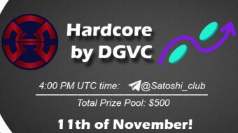 Hardcore by DGVC x Satoshi Club AMA Recap from the 11 of November