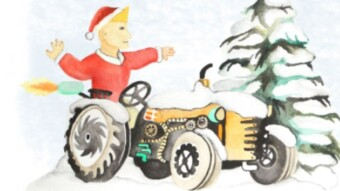 Harvest Finance 'Farm Arts' Creativity Contest ROUND 4 - FESTIVE EDITION