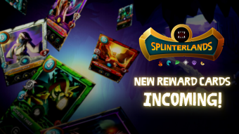 Splinterlands Introduces 10 New Reward Cards!