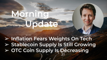Morning‌‌ ‌‌Update—May 11th—Macro and Crypto Markets