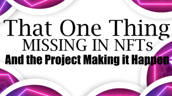 Cornering the NFT Market | The Project Leading The Way