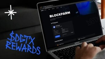 Digitex's BlockFarm Brings ETH Rewards to Yield Farmers
