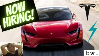 Want to Work at Tesla? I Can Help! #RecruitingCall