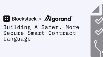 Algorand and Blockstack - Helping Bitcoin to unHODL