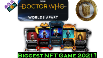 Doctor Who: Will it be the Biggest NFT Game in 2021?