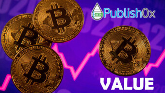 Publish0x's Value is Immense during this Market Rebound