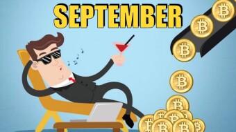 My Crypto Earnings (September)