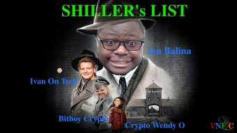 """Did you see """"Shiller's List"""" ? To follow or not to follow someone on social media. Here are some names."""