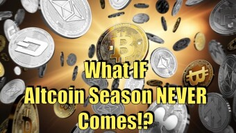 What if Altcoin Season Never Comes!?