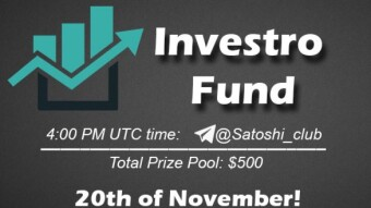 Investro Fund project x Satoshi Club AMA Recap from the 20 of November