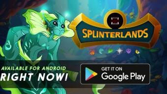 Splinterlands Launches Android App - PRESS RELEASE