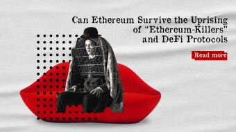 """Can Ethereum Survive the Uprising of """"Ethereum Killers"""" and DeFi Protocols?"""