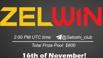 Zelwin x Satoshi Club AMA Recap from the 16 of November