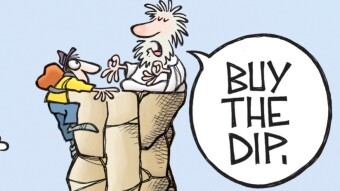 Buying The Dip - The Right Way
