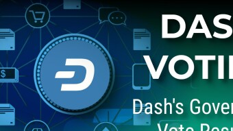 How Dash Decentralized Autonomous Organization Governance Votes Turn Out