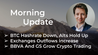 Morning Update—June 21st—Macro and Crypto Markets