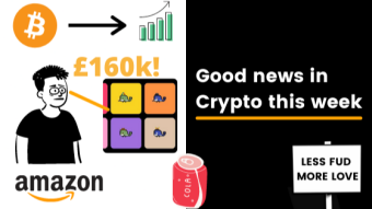 Exciting news in the cryptoverse this week