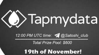 Tapmydata x Satoshi Club AMA Recap from 19th of November