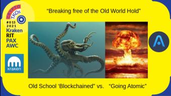 "CRYPTO TKO ISSUE #015 Kraken Power: The RIT + PAXOS Borg  vs ""The Atomic"" Option"