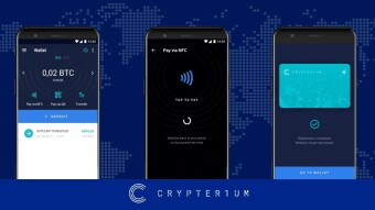 Award-Winning Fintech Startup; Crypterium Launch High-Yield Savings Account For Stablecoins
