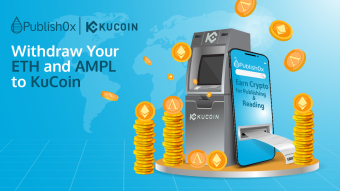 Withdrawals to KuCoin Enabled! Get 10% Extra on Your AMPL and ETH When Withdrawing to KuCoin - *Limited Time ONLY* - Here's How!
