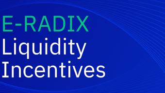 E-Radix Token Radix DLT dalam likuiditas Jaringan Ethereum